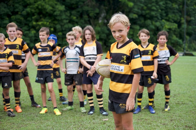 SCC Rugby Academy Our Teams