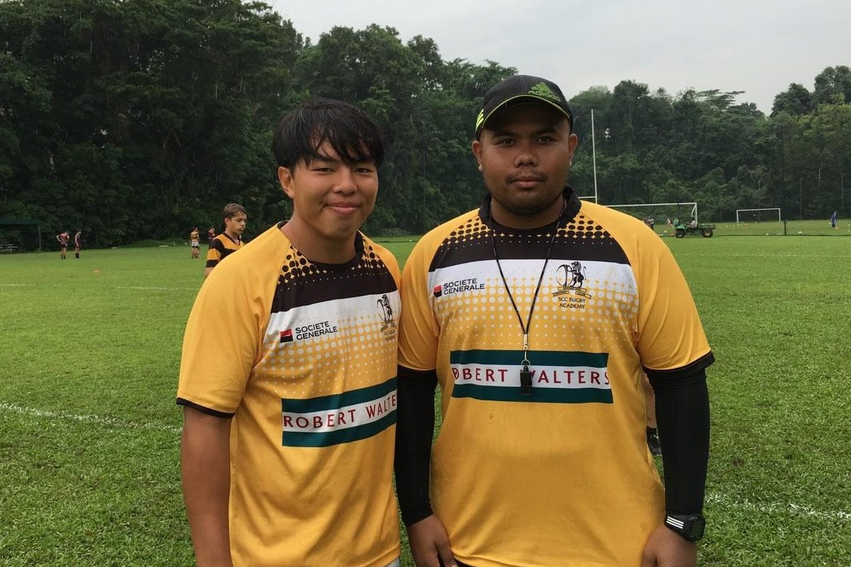 SCC Rugby Academy About Us