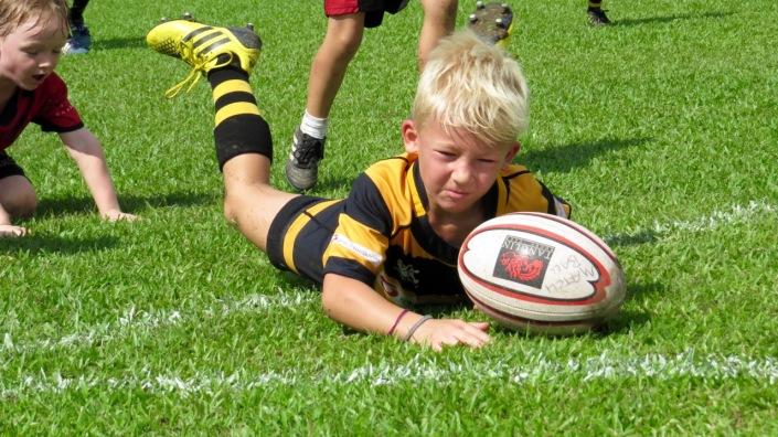 Rugby U9 - Try